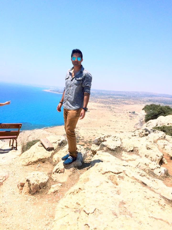 Cyprus Krishna Thapa